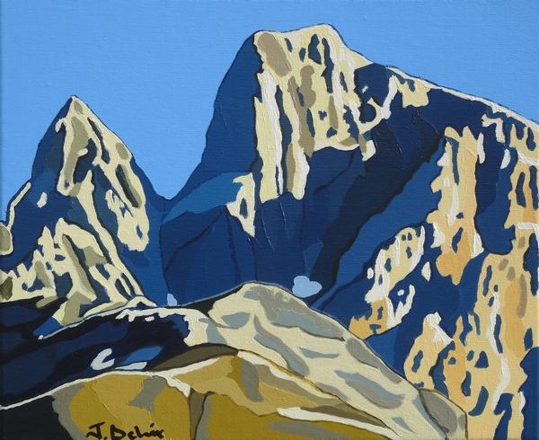 MON AMI JEAN PIERRE ou le Pic du Midi d'Ossau