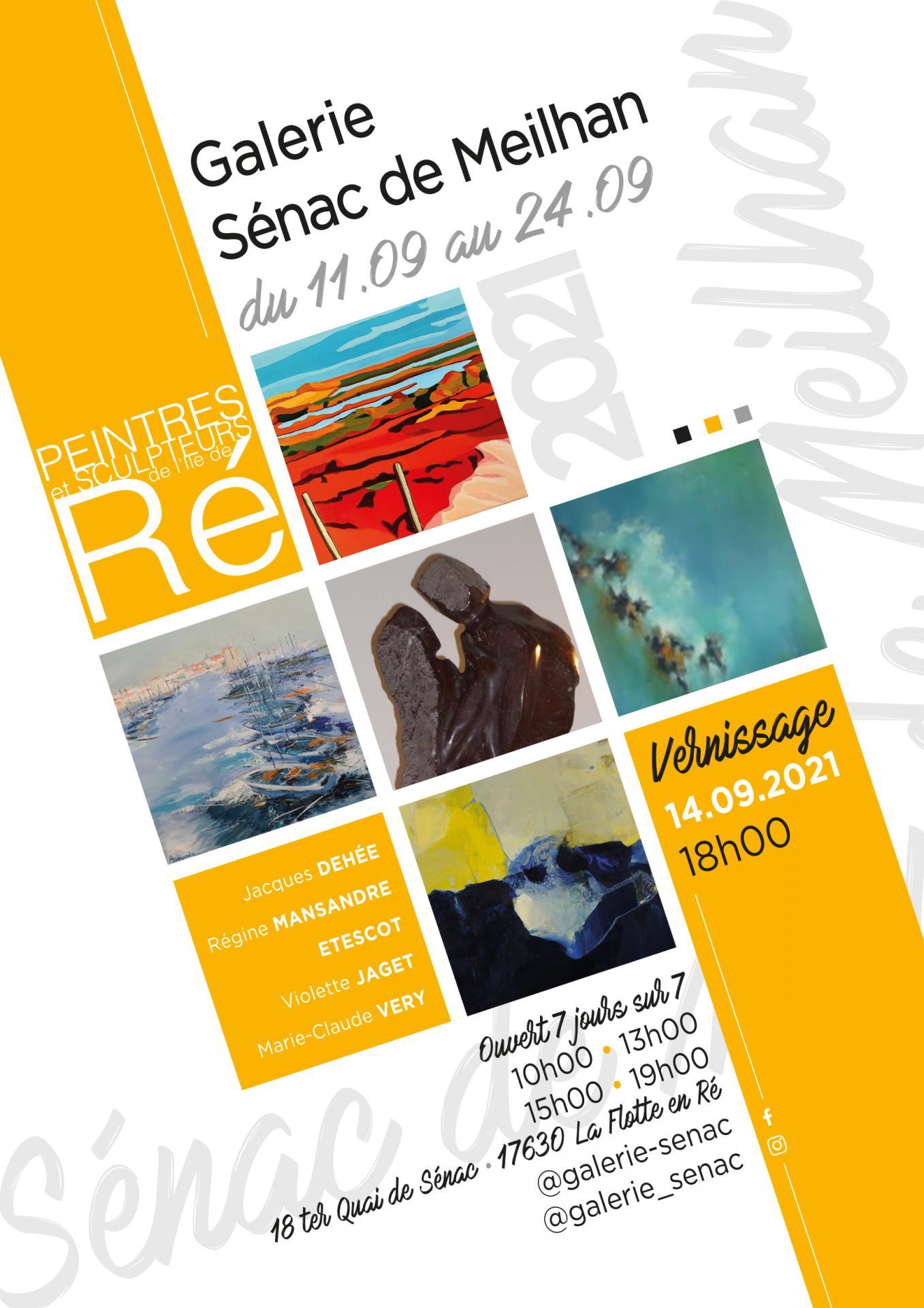 Galerie senac affiche2021bimestrielle semaine11